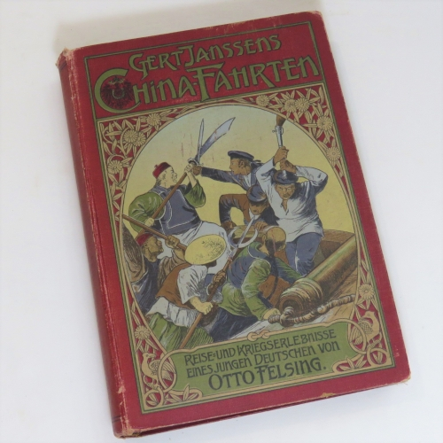 Gert Janssens China-Fahrten - Travel and war experiences of a young German - German edition