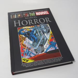 Marvel Horror graphic novel #21