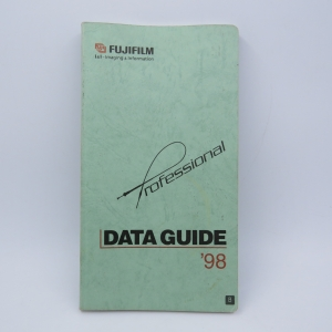 Fujifilm Data Guide 1998 - Professional