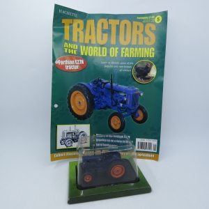 Hachette Tractors issue 5 - 1948 Fordson E27N die-cast model tractor - Scale 1/43