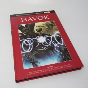 Marvel Havok Graphic novel #44