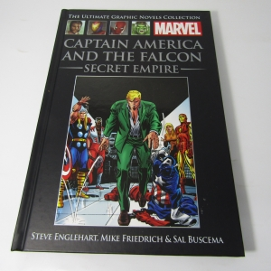 Marvel Captain America & the Flacon - Secret  Empire graphic novel #30