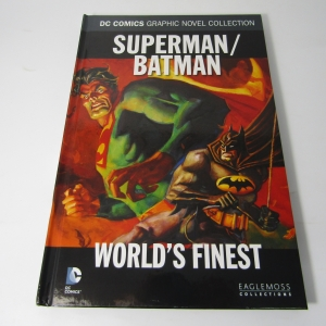 DC Comics Superman / Batman - Worlds Finest graphic novel