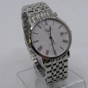 Longines Elegant Collection Automatic watch - L4.809.4 - excellent working condition - serial 44098447 - case 3.5 x 3.5cm