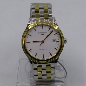 Longines Flagship Automatic mens watch - L4.874.3 - excellent working condition - serial 44587042 - case 4 x 4cm